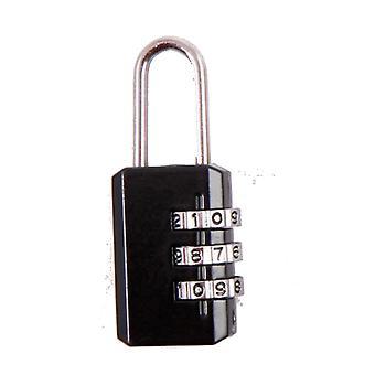 Padlocks combination locks Long jumper 5.5 cm