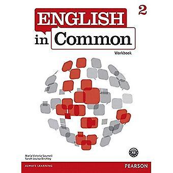 Classeur en commun 2 anglais: 2