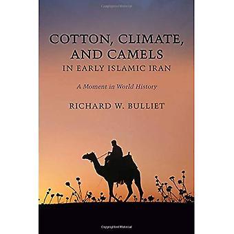 Bomuld, klima og kameler i tidlige islamiske Iran: et øjeblik i verdenshistorien