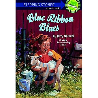 Blue Ribbon Blues: A Tooter Tale (Stepping Stone Chapter Books)