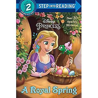 Un ressort de Royal (princesses Disney) (étape en lecture)