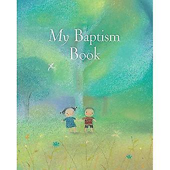 Mi libro de bautismo