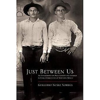 Bara mellan oss: En etnografi manlig identitet och intimitet i samhällen på landsbygden i norra Mexiko (sydväst...