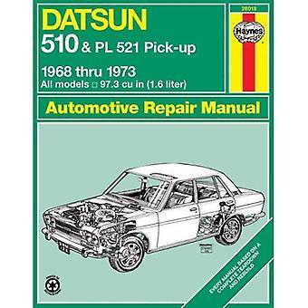 Datsun 1300, 1400-1600 ägares verkstadshandbok (Service & reparationshandböcker)