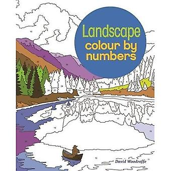 Landscapes Colour by Numbers