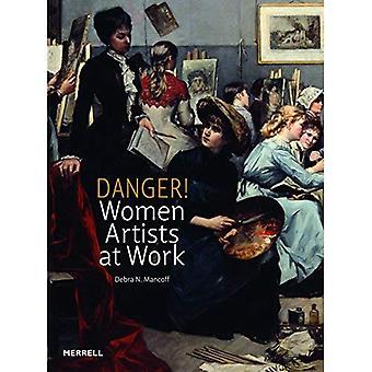 危険!女性アーティストの作品