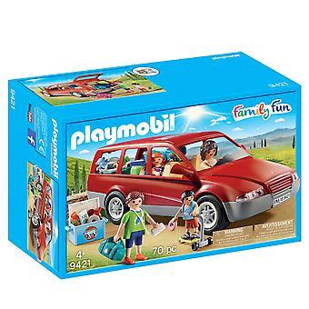 سيارة العائلة Playmobil 9421