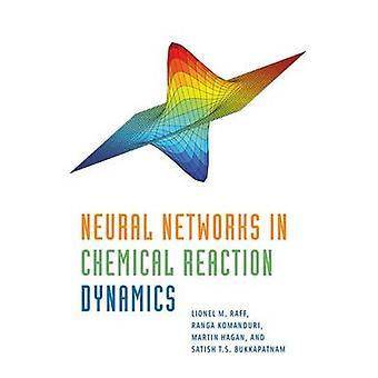 Redes neurais em dinâmica de reação química por Raff & Lionel