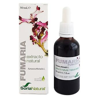 Soria Natural Common Fumitory Extract 50 ml