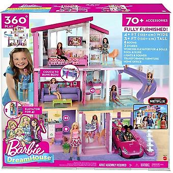 Barbie Dream House-fully furnished