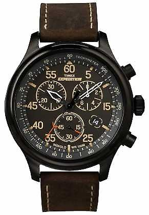 Timex Expedition Chronograph Gent T49905 beobachten