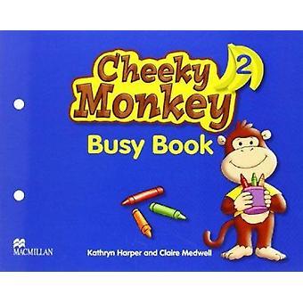 Cheeky Monkey 2 Busy Book von Kathryn Harper-Claire Medwell-978023