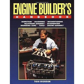 Engine Builder's Handbook HP 1245 by Tim Monroe - 9781557882455 Book