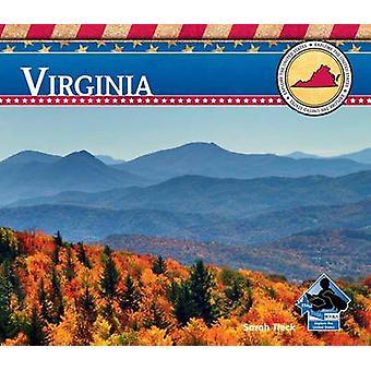 Virginia by Sarah Tieck - 9781617833854 Book