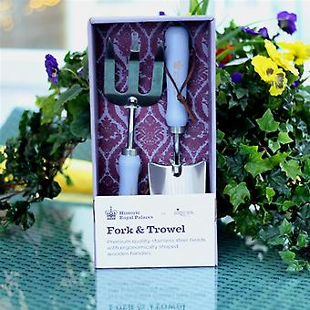 Briers Historic Palaces Baroque Fork & Trowel Gift Set