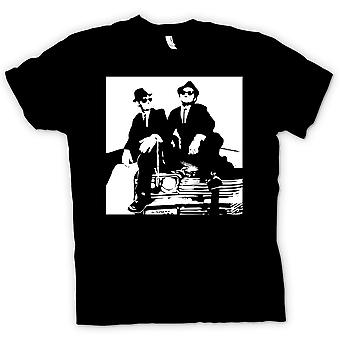 Mens T-shirt - Blues Brothers - popart