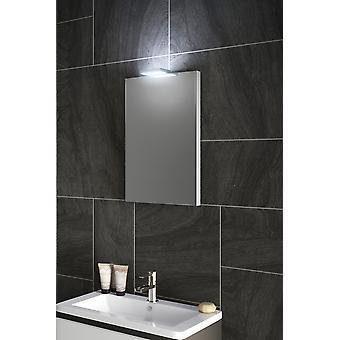 RGB topp ljus spegel med sensor och rakapparat socket k486rgb