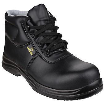 Amblers Safety Unisex FS663 Metal-Free Water-Resistant Lace up Safety Boot