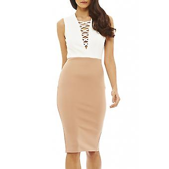 AX Paris blonder foran Bodycon kjole