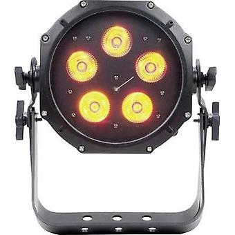 LED PAR stage spotlight ADJ WIFLY EXR QA5 IP No. of LEDs: 5 x 5 W