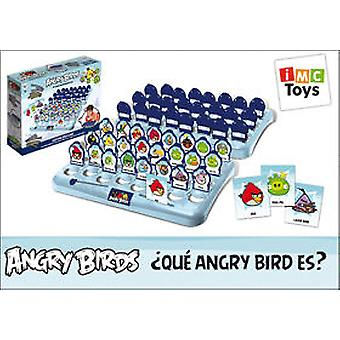 IMC Toys Angry Birds is? (Kids , Toys , Table games , Questions and ability)