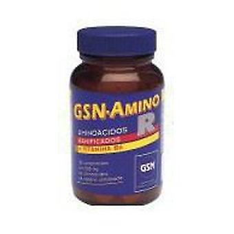 GSN Branched Amino Acid 500 mg 150 Tablets (Sport , Amino acids)