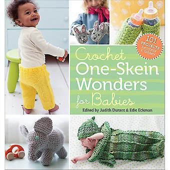 Storey Publishing-Crochet One-Skein Wonders For Babies STO-25763