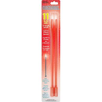 Knit Lite Knitting Needles-Size 11 KL3999