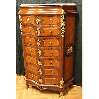 baroque rococo chest of drawers historism antique style MoSm03131