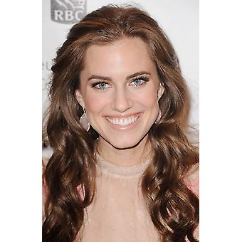 Allison Williams At Arrivals For 22Nd Annual Gotham Independent Film Awards Cipriani Restaurant Wall Street New York Ny November 26 2012 Photo By Kristin CallahanEverett Collection Photo Print