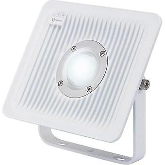 LED outdoor floodlight 30 W Cold white Renkforce