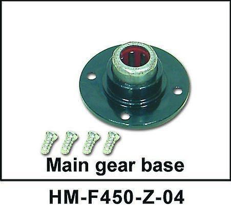 Main Gear Base