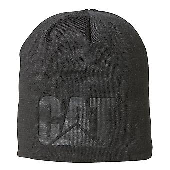 Caterpillar C1128097 Trademark Unisex Knitted Headwear CAT Logo Worwear Hat New