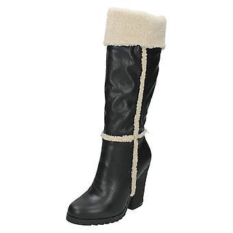 Damer ned til jorden høje ben Boot F5975