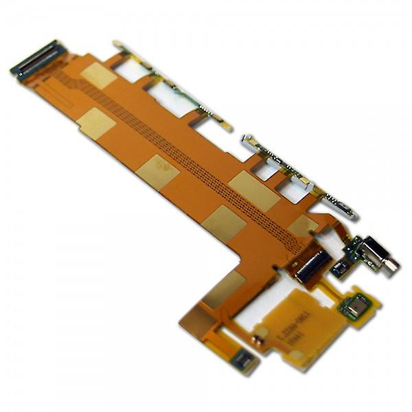 For Sony Xperia Z3 D6653 L55T volume button Flex cable volume cable StandBy button