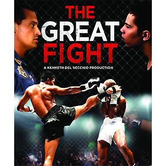 Großer Kampf [Blu-Ray] USA import