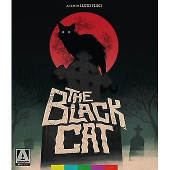 Black Cat [Blu-ray] USA importerer