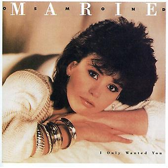 Marie Osmond - I Only Wanted You [CD] USA import