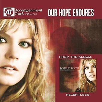Natalie Grant - vores håb udholder [CD] USA import