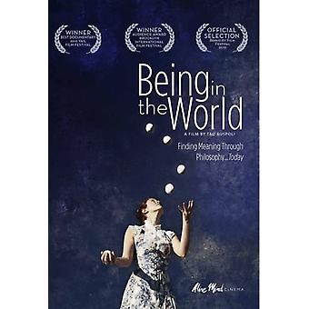 At være i verden [DVD] USA importen