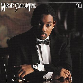 Wynton Marsalis - Standard Time [CD] USA import