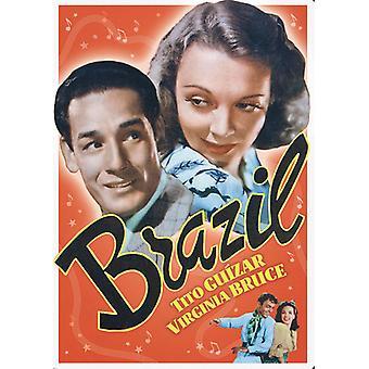 Brasilien - Brasilien [DVD] USA import