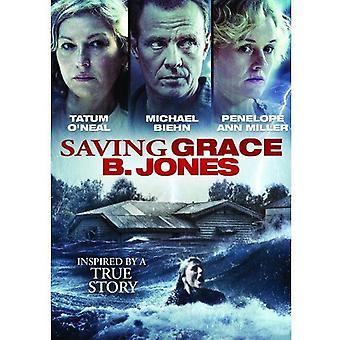 Frelsende nåde B Jones [DVD] USA importerer