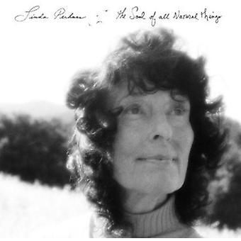 Linda Perhacs - sjæl af alle naturlige ting [CD] USA import