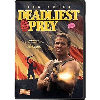 Deadliest bytte [DVD] USA importerer