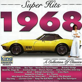 Super Hits 1968 - Super Hits 1968 [CD] USA import
