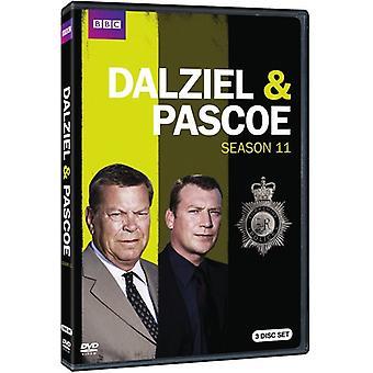 Dalziel & Pascoe: Seizoen elf [DVD] USA import