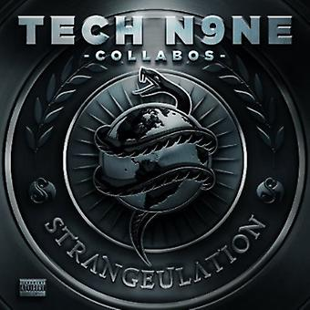 Tech N9NE Collabos - Strangeulation [CD] USA importerer
