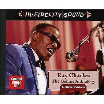 Ray Charles - Genius Anthology [CD] USA import