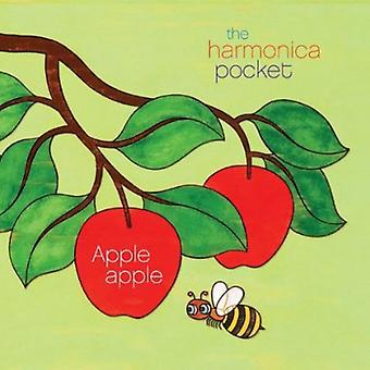 Mundharmonika lomme - Apple Apple [CD] USA import